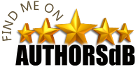 Find Me On AuthorsdB